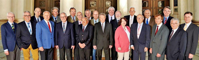 Mitglieder der Wirtschaftssenioren in Hamburg, Niedersachsen und Schleswig Hollstein